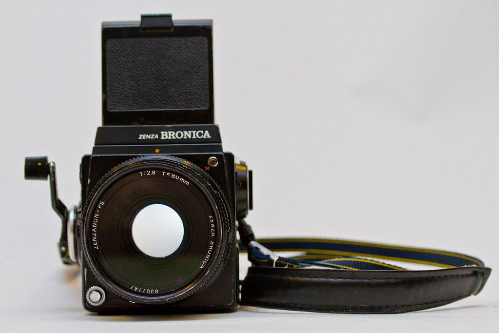 Medium Format Bronika