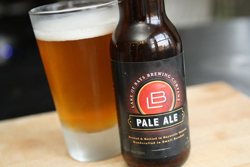 Lake of Bays Brewing Company Pale Ale