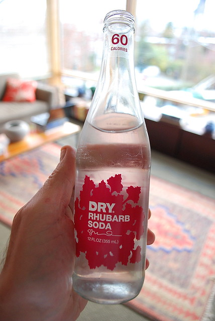 My New Favorite Flavor of Dry Soda: Rhubarb | See where to ...