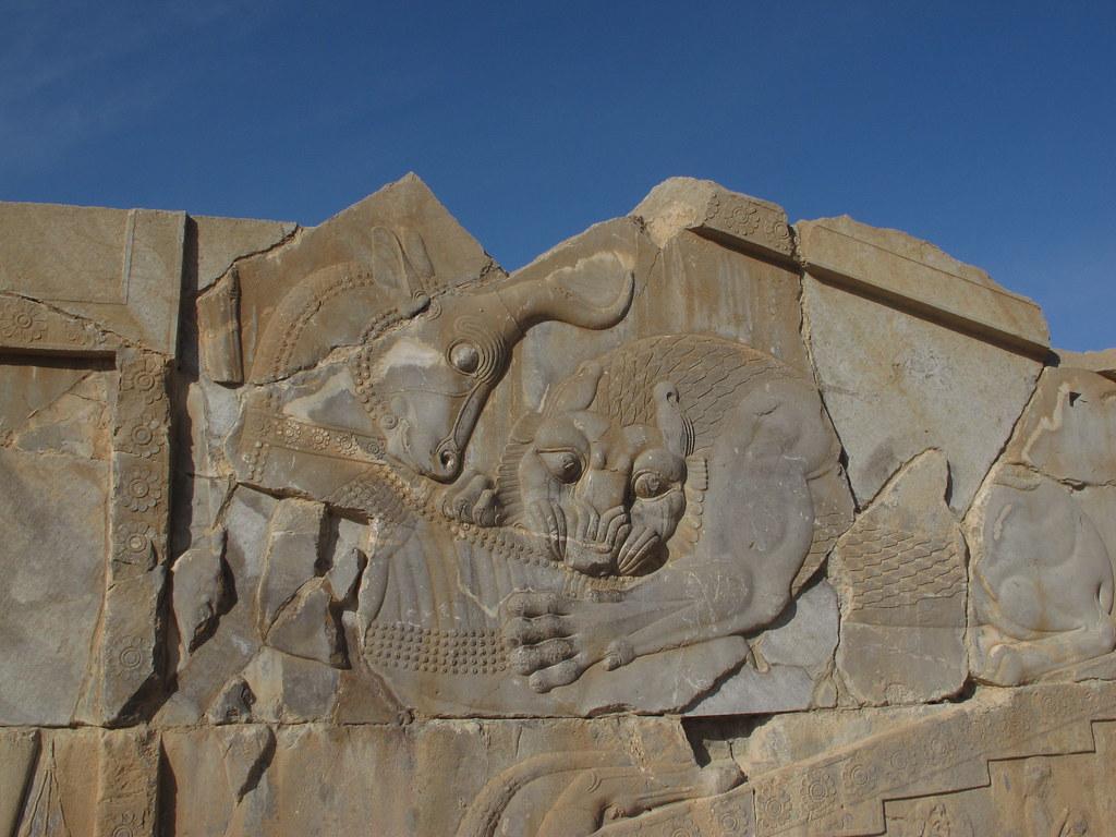 Al.legoria del No Ruz, Persepolis (Iran)