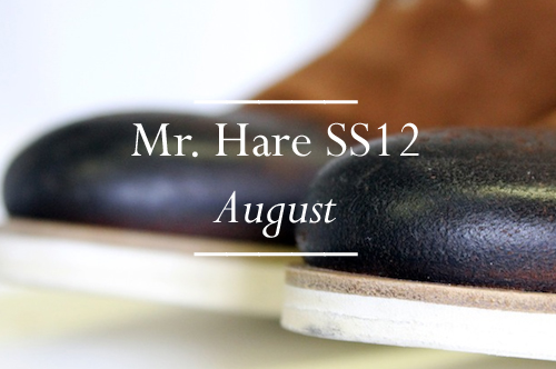 Mr.Hare Feature Button