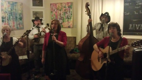 Bit o Bluegrass on a Saturday Evening! by Ms Ging