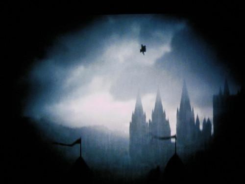 Harry Falling
