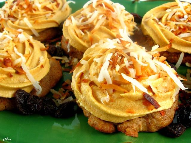 carrot cake cookies 2