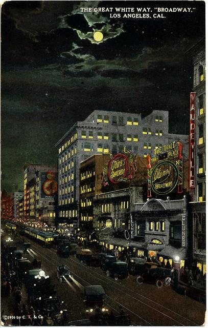 Los Angeles 1916