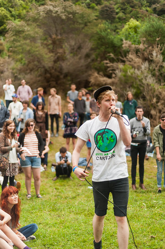 Megalex at Camp A Low Hum 2012