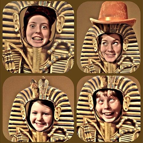 Cousins #kingtut #egyptmania