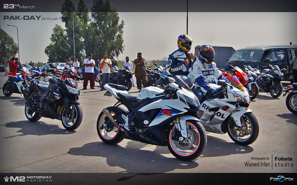 Fotorix Waleed - 23rd March 2012 BikerBoyz Gathering on M2 Motorway with Protocol - 6871274090 95b382c8d8 b
