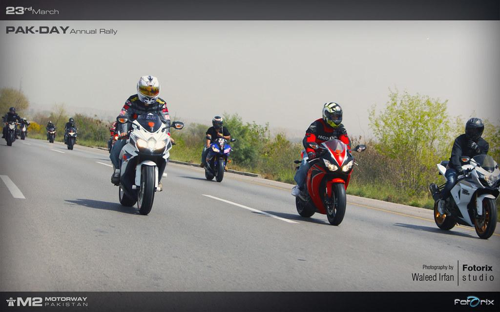 Fotorix Waleed - 23rd March 2012 BikerBoyz Gathering on M2 Motorway with Protocol - 6871309970 8a8f0b5399 b