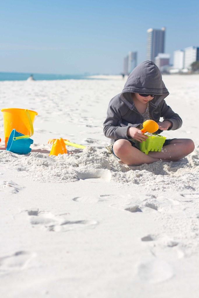 sandcastle builder
