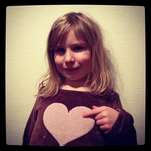 Klaras hjärta