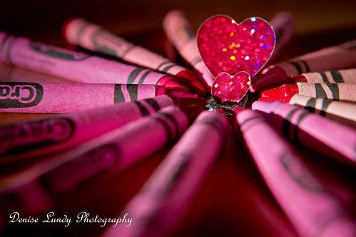 Day 45: Valentine's Colors
