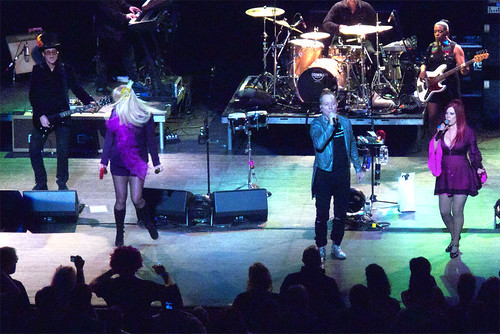The B-52's at the Classic Center 1