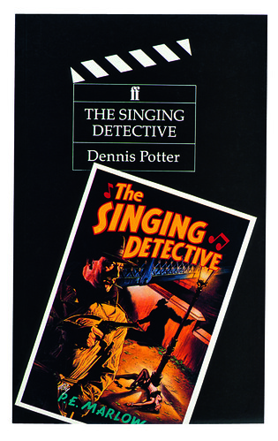 The Singing Detective screenplay cover