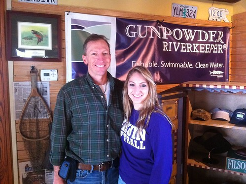 Gunpowder RIVERKEEPER Volunteers