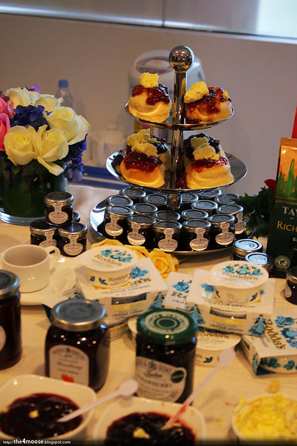 Savour 2012 - Afternoon Tea?