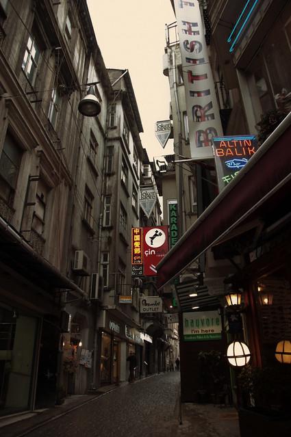 Turnacıbaşı Caddesi