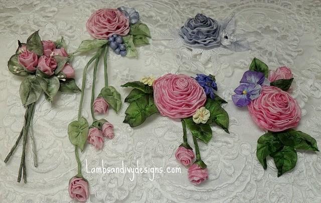 ribbonwork collection