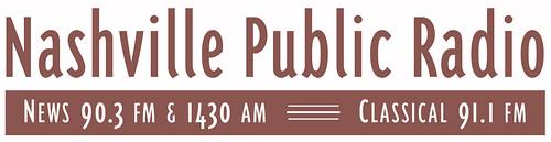 Nashville Public Radio Logo