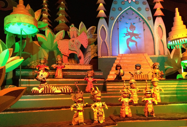Disneyland: It's a Small World