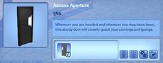 Access Aperature
