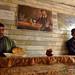 Teahouse in Masuleh, Iran