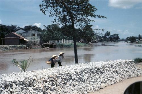 Vietnamese river scene