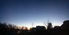 Sunset over Ohio