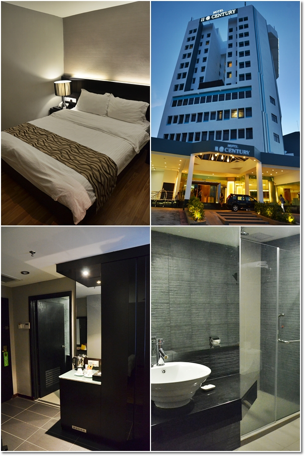 11@Century Hotel, JB