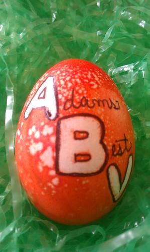 ABV Easter Egg