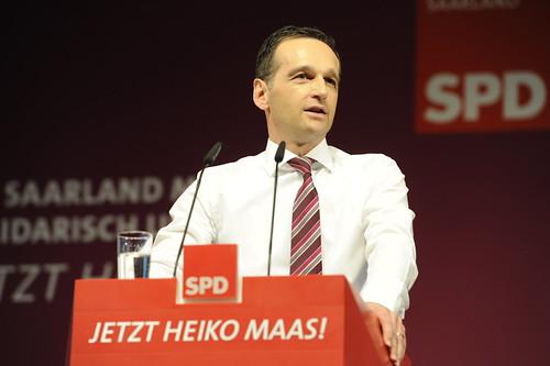 Heiko Maas befürwortet überparteilichen Wulff-Nachfolger.