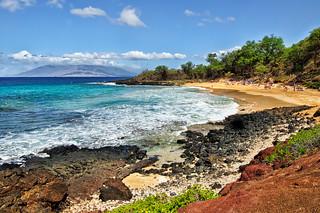 Little Beach, Makena State Park, Maui