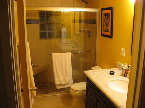 After - Bathroom Remodel