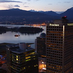 Vancouver Lookout Night @ Harbour Centre
