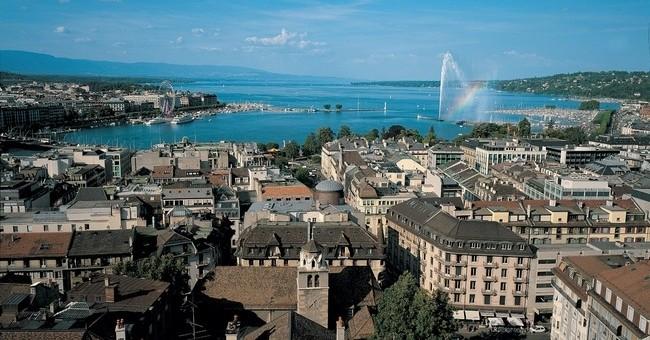 Švýcarská města