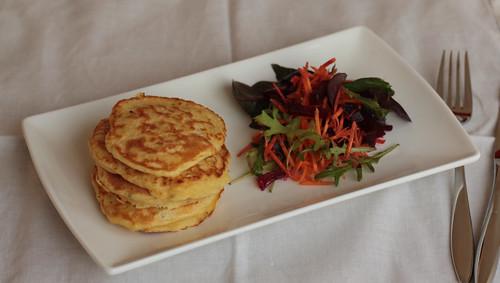 kartoffelpfannkuchen pancake day 2012 reiseblog foodblog lunch for one. Black Bedroom Furniture Sets. Home Design Ideas