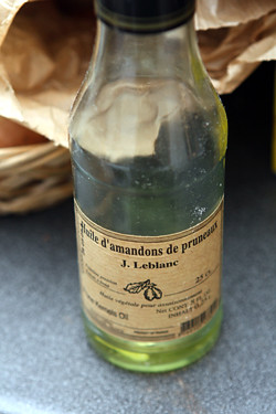 prune kernel oil