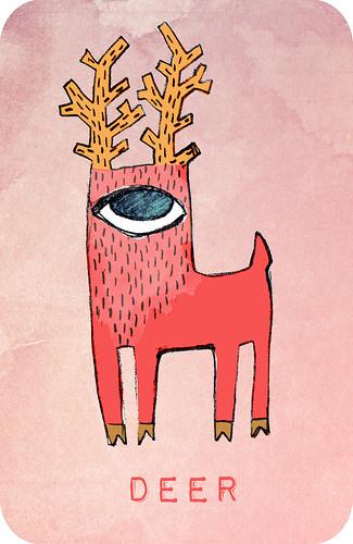 ciervo_deer by didi_perita