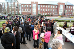 Greater Together Summit Tour: North Carolina Central University–February 21st, 2012