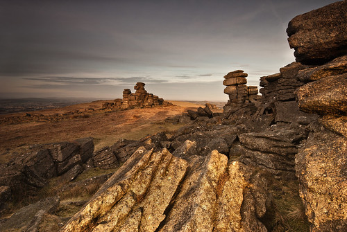 Staple Tor sunrise