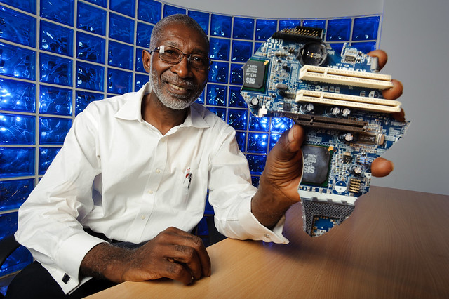 The Father of the Internet in Africa