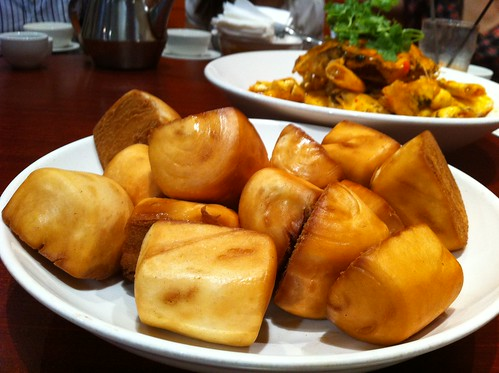 Hawker's Cuisine Fried Mantou
