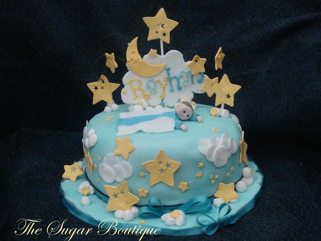 Images Of Newborn Baby Boy Cake : Welcome Baby Boy cake Flickr - Photo Sharing!