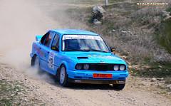 V Tramo cronometrado de tierra Loeches 2012 - Antonio Sanchez/Alvaro Barriga - BMW 325IX Turbo