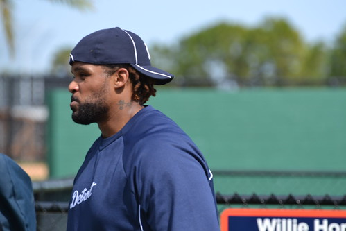 Prince Fielder, Detroit Tiger Star  by Rick Rock Radio