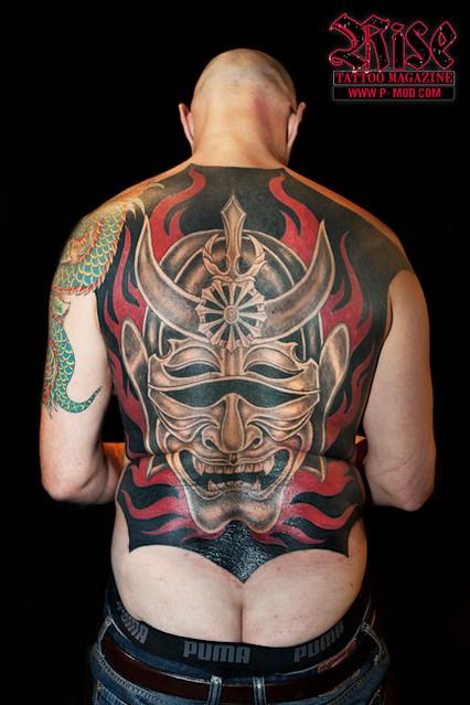 BERLIN TATTOO CONVENTION 2011 Robert Brock Old school tattoo Berlin