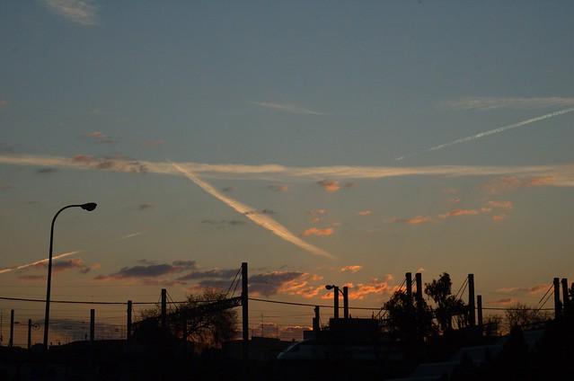 60/366: Líneas del amanecer