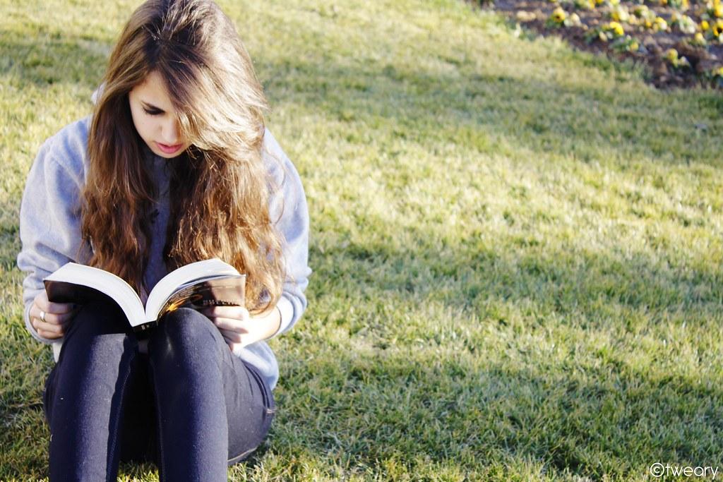 ¿Lees o trabajas?