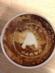 Today's latte, OAuth.