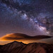 'Milky Way' Over the Rockies! by Dan Ballard Photography